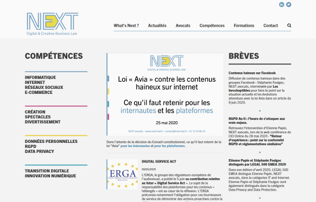 Yes You Web! Next Avocats