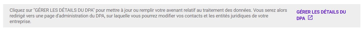 Yes You Web! Anonymisation des IP