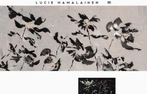 Réalisations Yes You Web! Lucie Hamalainen