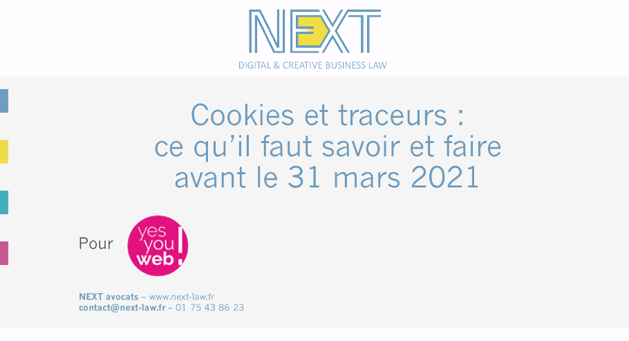 Yes You Web - Next Avocats